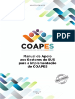 3. Manual de Apoio Aos Gestores Do SUS Para Implementação Do COAPES