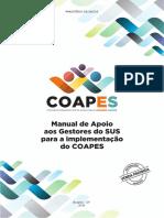 3. Manual de Apoio Aos Gestores Do SUS Para Implementação Do COAPES