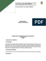 PROYECO DE LECTURA ITI 2019.docx