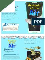 Animals K-2 Focus Book Animals in the Air