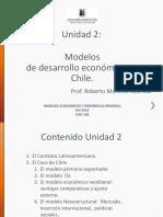 Modelo de Desrrollo Económico en Chile