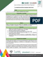 Ficha de Identificación de Buenas Prácticas