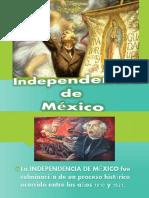 Independecia de Mexico Victr