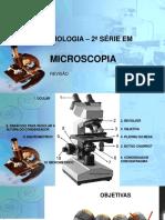 01 Aula Microscopia Lab – 2ª Série Em