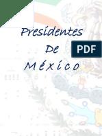 PRESISDENTES DE LA REPUBLICA MEXICANA VERSION CORTA.pdf