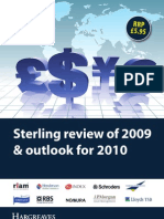 Sterling Outlook 2009