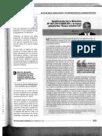 Esquivel_Modificación de La Directiva 007-2012 y La Nueva Plataforma SEACE
