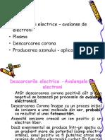C8 BF FM Plasma Si Campurile Electrice - Aplicatii -Ozonul