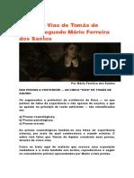 5 Vias Da Prova de Deus São Tomas Mario Ferreira de Oliveira