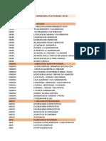 Cronograma Postres Dolu s.a.s