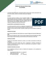 MEMORIA DE CÁLCULO ESTRUCTURAL-CISTERNA.docx