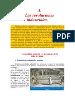 Las revoluciones Industriales