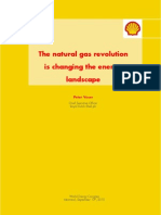 Natural Gas Evolution is Changing the Energy Landscape
