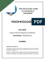 FISIOPATOLOGIA - TAREA 1
