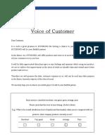 Voice of Customer_영문