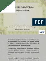 Historia Empresarial Colombiana (1)