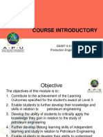 0 Course Introductory