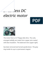 Brushless DC Electric Motor - Wikipedia