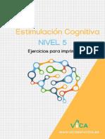 Nivel 5 Estimulación Cognitiva 5