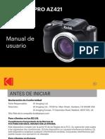 Az421 Manual Es