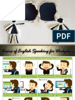 Basics of English Speaking for Workplace Revised