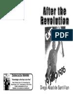 Abad de Santillan, Diego - After the revolution.pdf