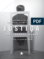 JUSTIÇA - Pensando Alto Sobre Violencia Crime E Castigo (1).pdf