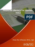 Financial Literacy for Apotek Vol. 2