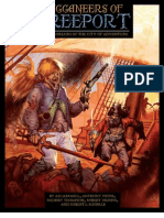 4E_Freeport - Buccaneers of Freeport (Green Ronin Publishing)