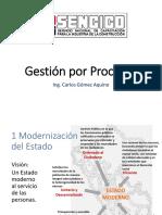 Gestion x Procesos - SENCICO