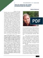 El Aporte de Jorge Del Rio Sobre El Cooperativismo de Trabajo