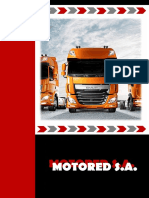 Trabajo Final de Adm. Estrategica - Motored s.a. 2014