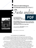 fiesta andina