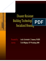 Disaster Resistant Technology 2