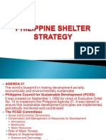 Philippine Shelter Strategy Housing Presentation