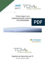 0. Presentación Gestion Del Servicio de TI - Introduccion y Tendencias H