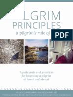 pilgrim principles