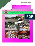 Bungro Elementary School, 2017-2018