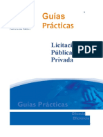 GuIa PrActica 8LicitaciOn PUblica Privada