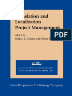 (American Translators Association Scholarly Monograph Series (ATA) volume XVI) Keiran J. Dunne and Elena S. Dunne (Editors) - Translation and Localization Project Management_ The Art of the Possible-J.pdf