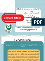 ppt tifoid anak.ppt