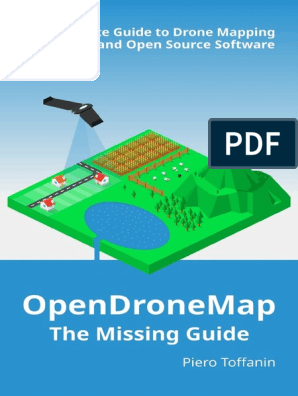 Sample Open Drone Map | Poisson Distribution | Software