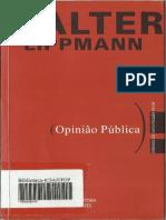 Walter LIPPMANN Opinião Publica completo.pdf