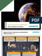 Presentation Relais Siemens