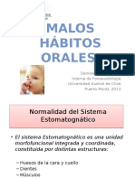 279307542 Malos Habitos Orales