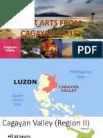 Cagayan Valley and Southern Tagalog