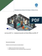 Practica 7.2 - ServicioFTP