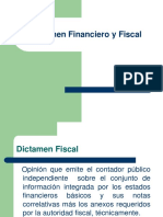 Dictaminacion Fiscal
