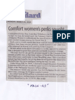 Manila Standard, Mar. 25, 2019, Comfort women's perks sought.pdf
