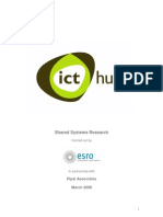 ICTHub SharedSystemsReport final